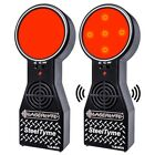 Laserlyte TLB MOS Set of Two Steel Tyme Laser Trainer Time Targets