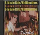 B-Movie Rats/Hellbenders ‎– Distilled (Dead Beat Records CD 1999) LA Punk n Roll