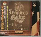 ARMORED SAINT Nod To The Old School KICP-836 CD JAPAN 2001 OBI