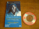 MICHAEL BOLTON Love Is A Wonderful Thing CSDS-8181 8cm CD JAPAN 1991 NEW