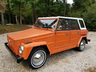 1974 Volkswagen Thing Hardtop or Convertible 1974 VW Thing Original Patina Rare Original Hardtop 14881 miles