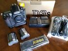 Nikon D D3s 121MP Digital SLR Camera Black Body Only