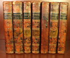 The Works of William Shakespeare 1810 Early Edition Leather Romeo and Juliet