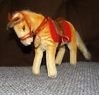 1963 1972 Vintage FAO SCHWARZ EXCLUSIVE HORSE PONY All Tack and Bear Chest Tag