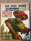 Famous Monsters of Filmland 26 Magazine Outer limits