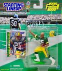 1998 - Hasbro / Starting Lineup - NFL - Dorsey Levens #25 - Green Bay Packers