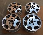 PORSCHE 951 944 TURBO S 928GTS CLUB SPORT WHEELS 7X16 9X16 POLISHED W CAPS