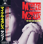 MICHAEL MORALES Thump CD JAPAN 1991 1ST PRESS POCP-1119 with OBI AOR s5532