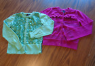 Very pretty Girls GapKids Sz 7 8 GAP Button Up Sweaters