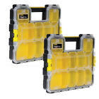STANLEY 1-97-519 STA197519 Set of 2 boxes organizer for driver drill saw