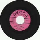 ROCK N' ROLL 45 RPM - BILLY HALEY AND HIS COMETS ON DECCA RECORDS (PROMO)