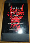 Field Guide to Demons Fairies SIGNED by Carol and Dinah Mack 1st ed HC