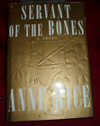 SIGNED Anne Rice Servant of the Bones First Edition First Printing