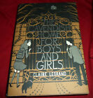 The Cavendish Home for Boys and Girls SIGNED Claire Legrand 1st Edition