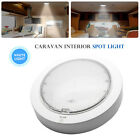 12V 900LM LED Down Light Ceiling Caravan Camper Boat Interior Lamp White UK