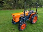 Kubota L1500DT Large Compact Tractor 4WD