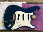 Fender USA Highway One Stratocaster Body 2002 parts bridge pickguard project