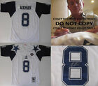 TROY AIKMAN,DALLAS COWBOYS,SIGNED,AUTOGRAPHED,COWBOYS JERSEY,COA,EXACT PROOF.