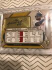 2017 Topps Triple Threads David Ortiz Jersey Patch Relic Gold Auto 9 9 Red Sox!