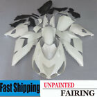 Fairing Kit For Kawasaki Ninja ZX14 2006-2011 07 Unpainted ABS Plastic Bodywork