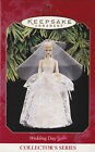 1997 Hallmark Wedding Day Barbie Ornament Dated NIB NEW