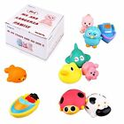 Bath Toys Langerza Toddler Assorted Colorful Squirt Squeaker Toys With Toy 10