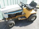 Cub Cadet 1430 tractor with mower deck & snowblower used riding lawn