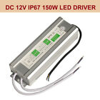 Ip67 Waterproof Led Driver Power Supply Transformer Ac240v-dc12v Power Converter