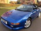 1995 TOYOTA MR2 GT T BAR FULL TOYOTA HISTORY LADY OWNER FOR 19 YEARS