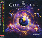 COLDSPELL - A New World Arise +1 / Japan OBI New CD 2017 / Hard Rock / Sweden