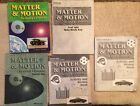 A Beka MATTER  MOTION IN GODS UNIVERSE Bundle of 5 8th Grade FREE SHIPPING