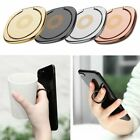 Universal Magnetic Holder Car Mount 360 Finger Ring Desk Bracket For Phones