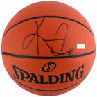 Kyrie Irving Boston Celtics Signed Autographed Spalding Basketball PANINI