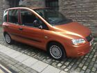 FIAT MULTIPLA 19 TD MULTIJET TURBO DIESEL 6 SEATS