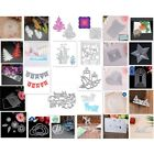 DIY Cutting Dies Stencil Punch Scrapbook Paper Card Embossing 28 Shape Styles SS
