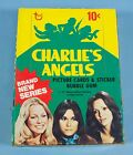 CHARLIE'S ANGELS TV GUM CARDS BOX 4th Series Topps 36 MINT Packs