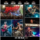 TYKETTO Live From Milan 2017 CD + DVD KIXM-298 Japan with Tracking