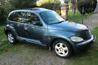 Hi spec DIESEL family car RETRO LOOK Chrysler PT CRUISER Ltd CRD