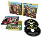 2017 JAPAN 2 SHM-CD SET BEATLES 50TH EDITION SGT PEPPER'S LONELY HEART CLUB BAND