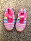The Childrens Place Water Shoes Toddler Size 7 8 USED