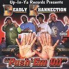 DEADLY KHANNECTION CD PUSH EM OFF BRAND NEW SEALED