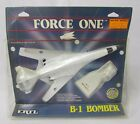 1988 ERTL FORCE ONE B 1 BOMBER Jet Airplane US Air Force Diecast NEW Sealed NIP