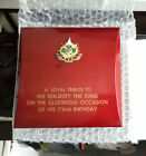 DMP All Star Band - A Loyal Tribute to HIS MAJESTY (THAILAND) THE KING. 24K CD.