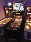 Nascar Pinball Machine by Stern, Collector Machine,  HUO New Pics/Price