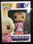 FunKo POP WWE Nature Boy Ric Flair #17 Target Exclusive