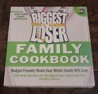 The Biggest Loser Family Cookbook Budget Friendly Meals Whole Family Diet NEW
