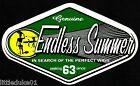 THE ENDLESS SUMMER Sticker Decal Surfboard UTE VAN FORD HOLDEN VW KOMBI Surfing