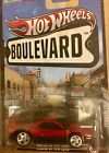 VHTF 2012 Hot Wheels Boulevard Ferrari F 40 with Real Riders FREE SHIPPING