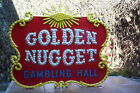 Golden Nugget Las Vegas Casino sign must see