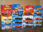 Hot Wheels Lot of 12 1969 Pontiac GTO Judge FTE Classics Variation 69 Police